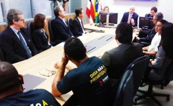 [Termina sem acordo mediação sobre impactos da saída da Petrobras em Salvador ]