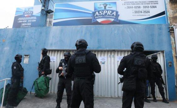 [Operação do MP interdita sedes de instituição comandada por Prisco ]