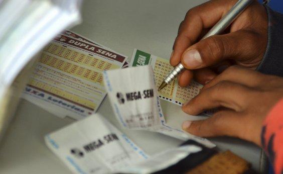 [Mega-Sena sorteia hoje prêmio de R$ 34 milhões]