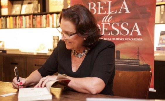 [Em livro, Rachel Bassan conta saga de família judia na Revolução Russa]