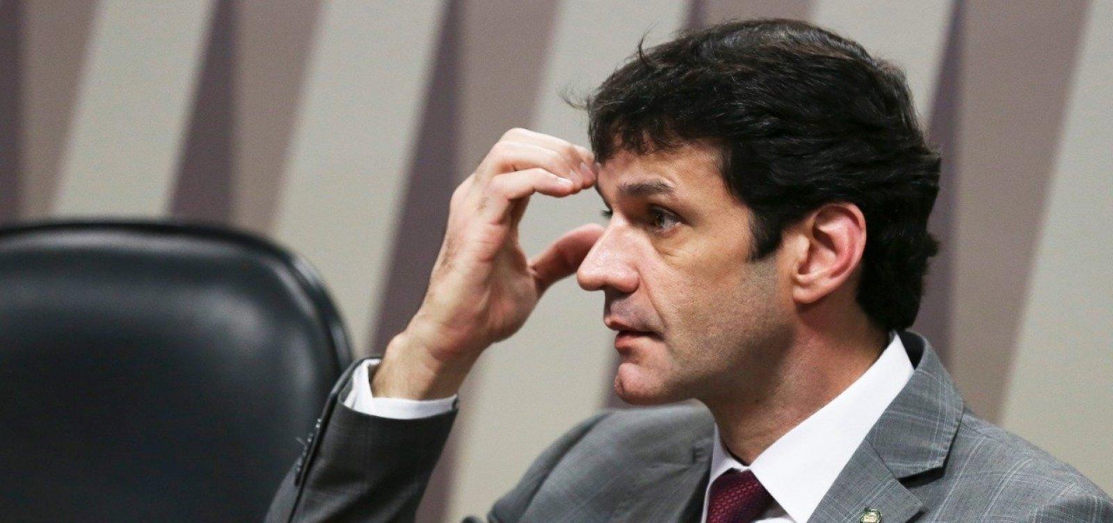 [Ministro do Turismo vai à Câmara para falar sobre candidaturas laranjas do PSL]