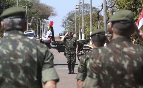 [Exército abre inscrições para seleção de militares temporários]