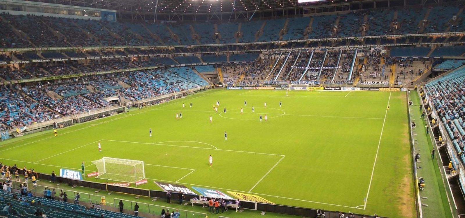 [Com gol de pênalti, Bahia vence o Grêmio em Porto Alegre]