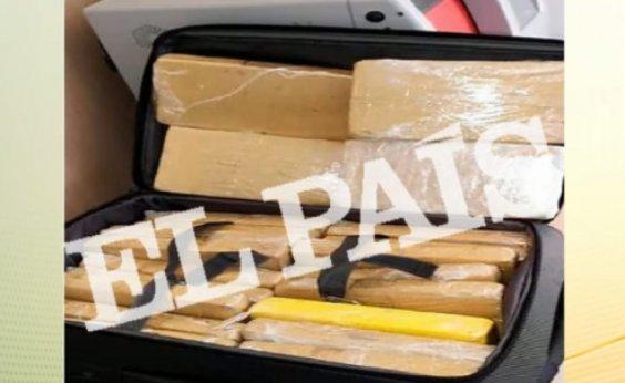 [MP espanhol quer prisão de oito anos para militar detido com cocaína na comitiva presidencial]