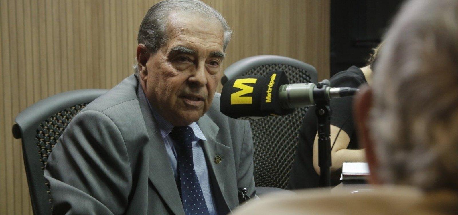 ['Convivia com turma do SNI', lembra Walter Pinheiro sobre fundação da Tribuna da Bahia]