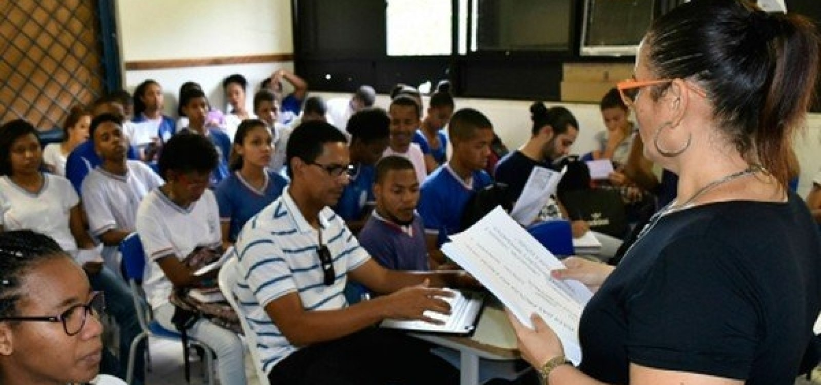 [Inscrições de concurso para contratação de professores na rede estadual começam amanhã]