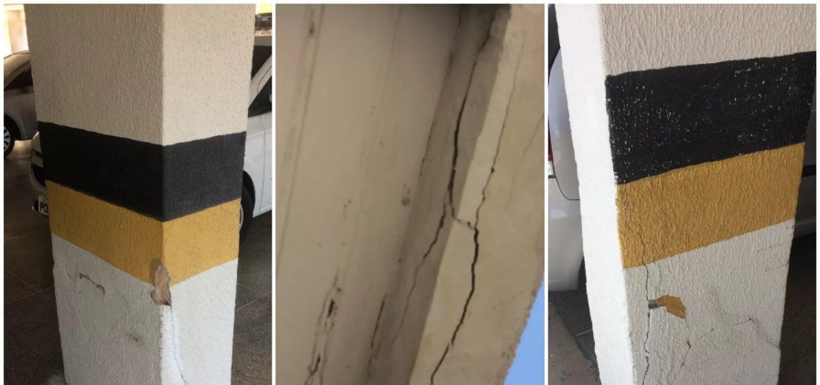 [Empresa detectou 135 'pontos críticos' em prédio um mês antes de desabamento]