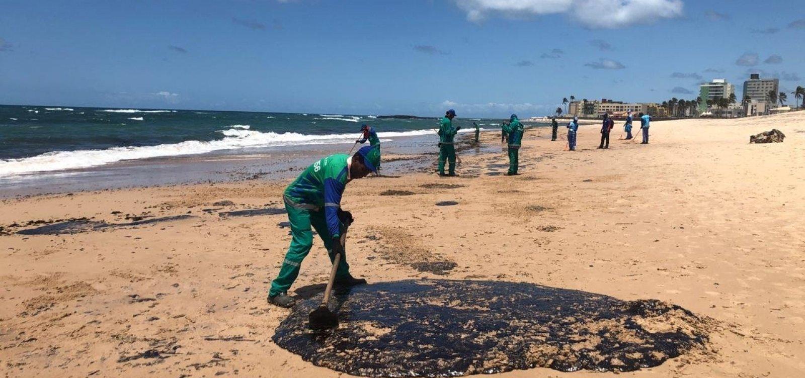 [Estudo da UFRJ localiza origem de vazamento de petróleo cru no mar]
