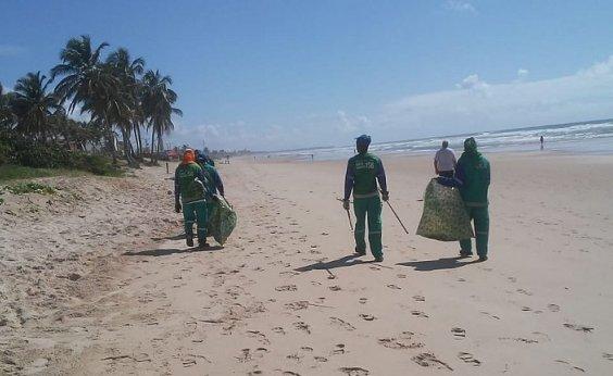 [Mais de 20 praias baianas estão impróprias para banho neste fim de semana]