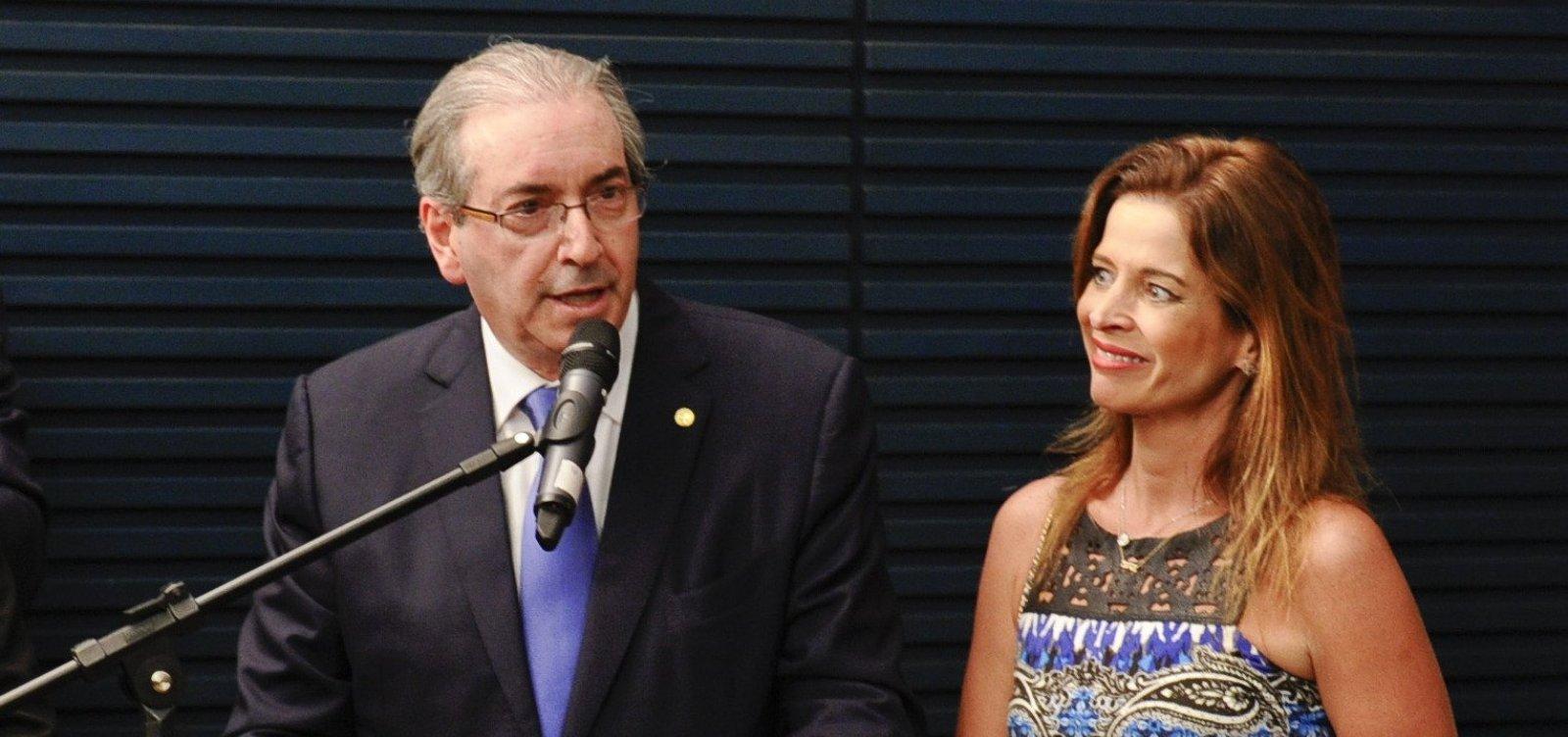 [Tribunal da Lava Jato altera pena de esposa de Cunha em serviços comunitários]