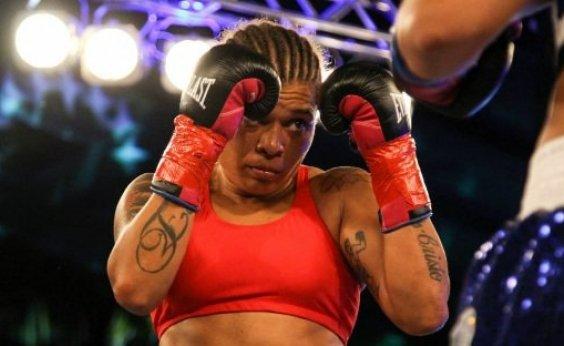 [Pugilista baiana Adriana Araújo vence mundial silver do boxe]