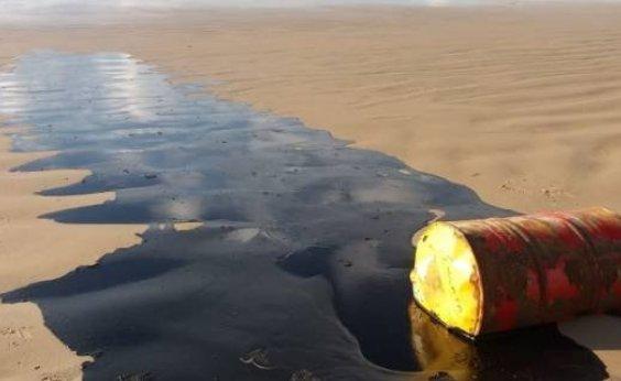 [Shell é acionada na Justiça após barril de óleo ser encontrado no mar]