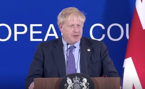 [Parlamento britânico adia decisão sobre novo Brexit para 2020]