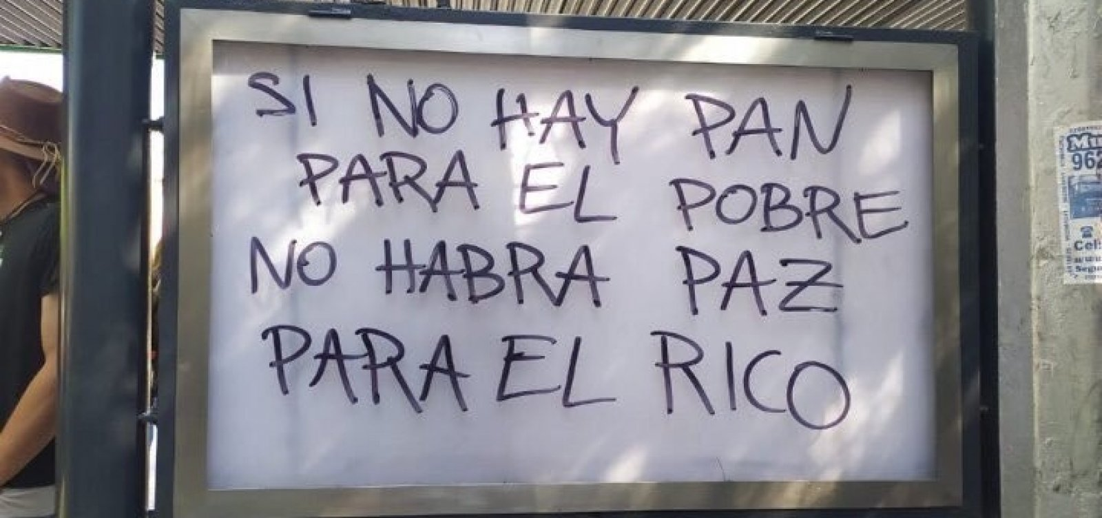 [Presidente do Chile decreta estado de emergência após protestos]