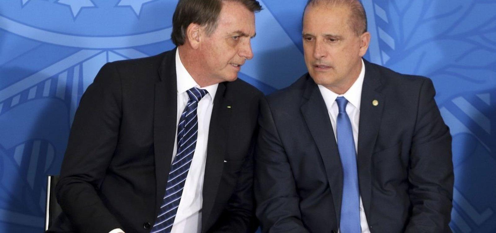 [Em crise com PSL, Bolsonaro prevê nova troca na articulação política]