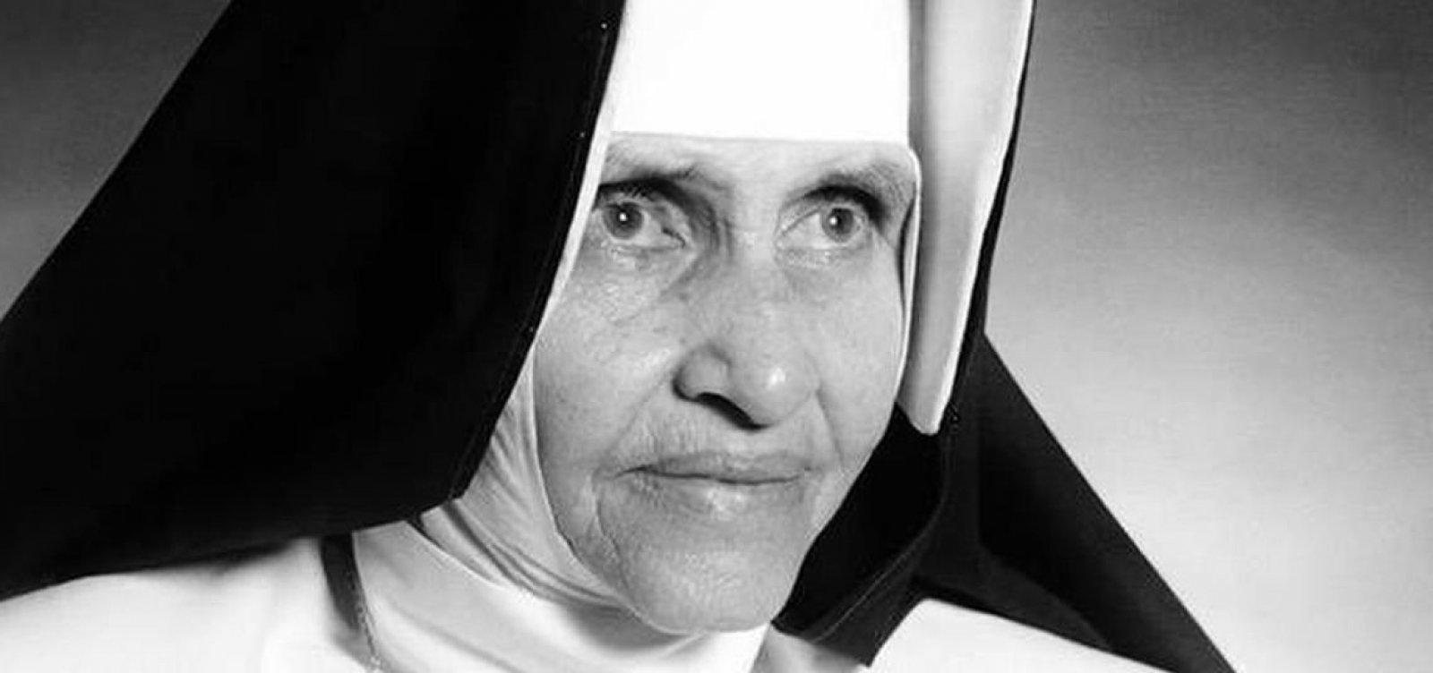 [Celebração pela canonização de Irmã Dulce acontece hoje; veja programação e o que não levar]