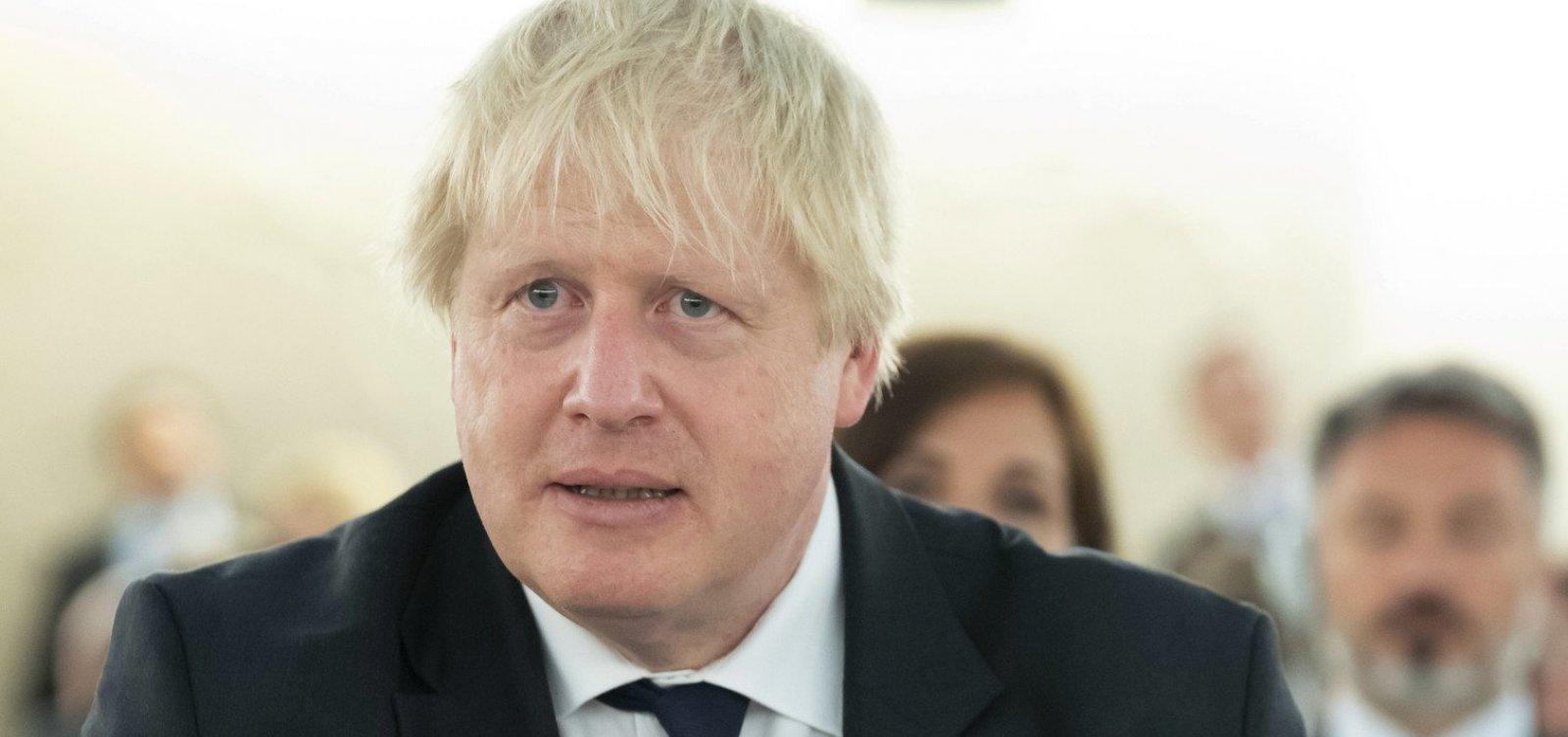 [Primeiro-ministro do Reino Unido pede mais um adiamento do Brexit]