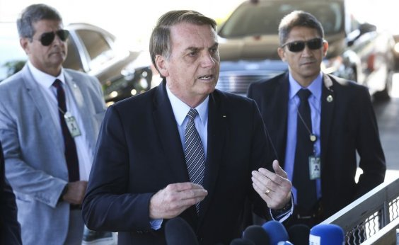 [Gastos de Bolsonaro com cartão corporativo são os maiores desde 2014]