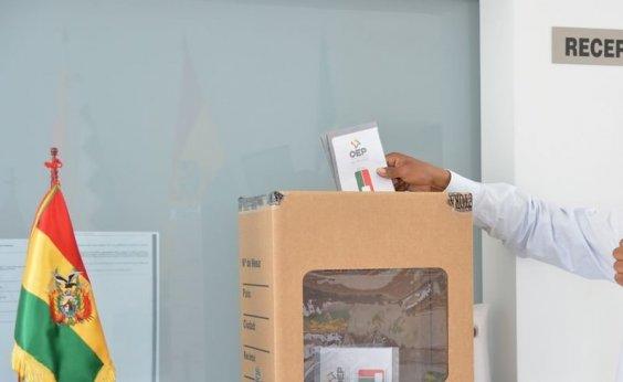 [Eleições gerais da Bolívia acontecem neste domingo]