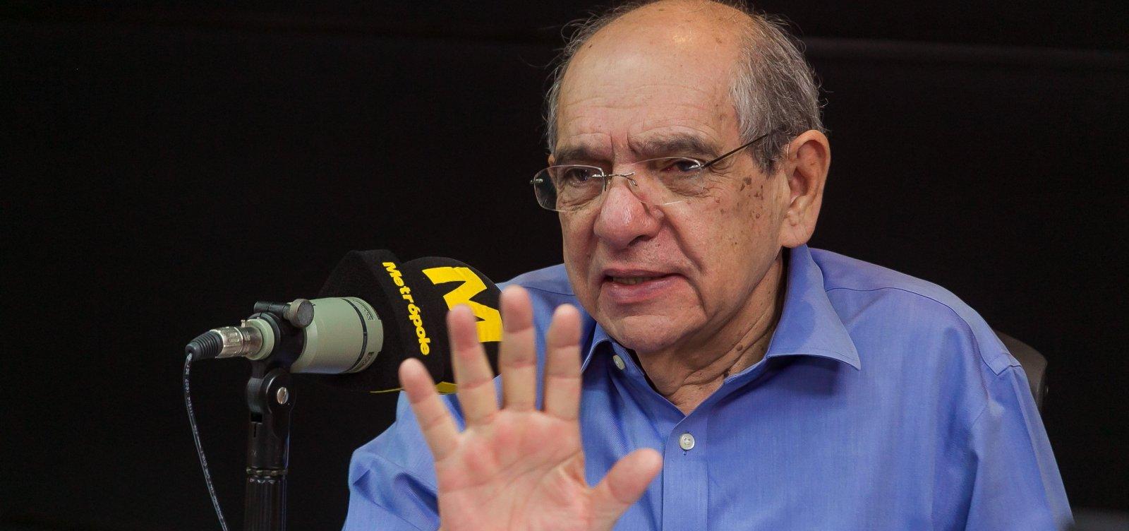 [Após embate do PSL baiano com Bolsonaro, MK questiona: 'A que nível estamos chegando?'; ouça]
