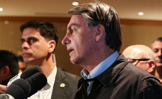 [Bolsonaro admite, no Japão, preocupação com conflitos no Chile]