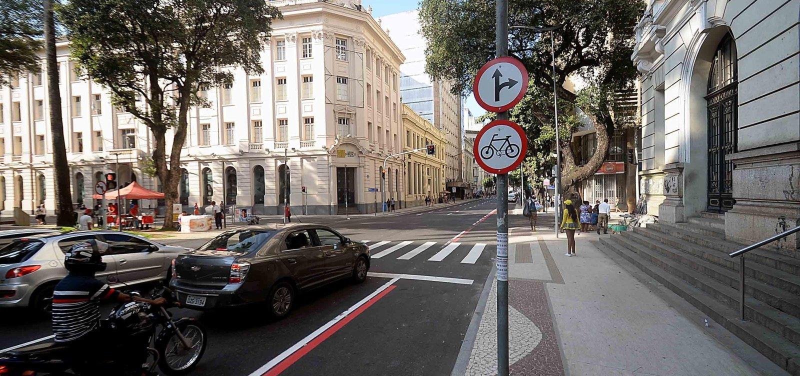[Cabos de semáforos são furtados no Comércio pela 2ª vez em menos de 20 dias]