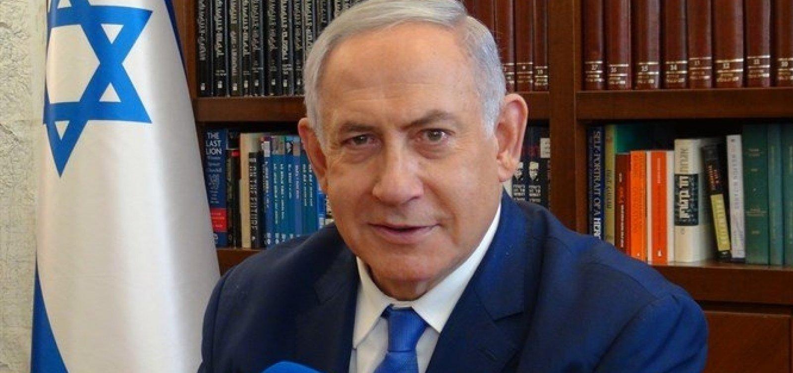 [Netanyahu renuncia ao cargo de primeiro-ministro e desiste de formar governo em Israel]