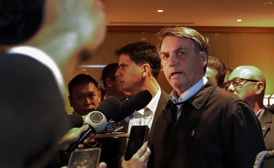 [Bolsonaro prefere que Eduardo fique no Brasil para 'pacificar' PSL]