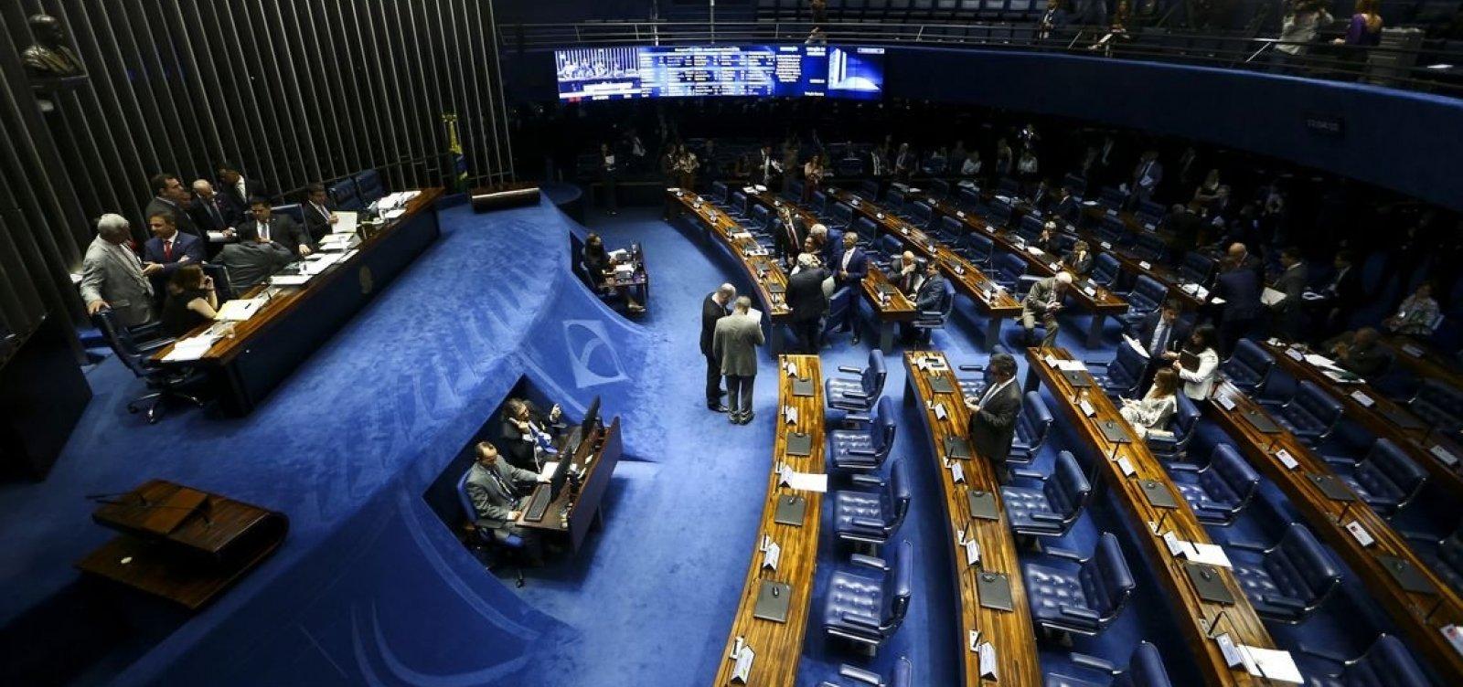 [Reforma da Previdência: Senado vota proposta em segundo turno nesta terça]