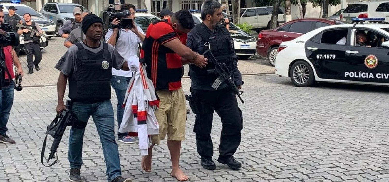 [Polícia prende 16 suspeitos que planejavam invadir o Maracanã durante semifinal da Libertadores]