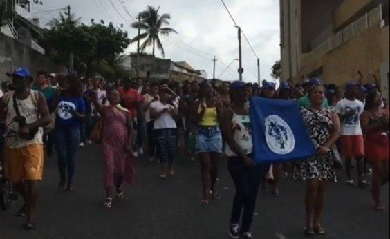 [Grupo de pescadores ocupa sede do Ibama em Salvador]
