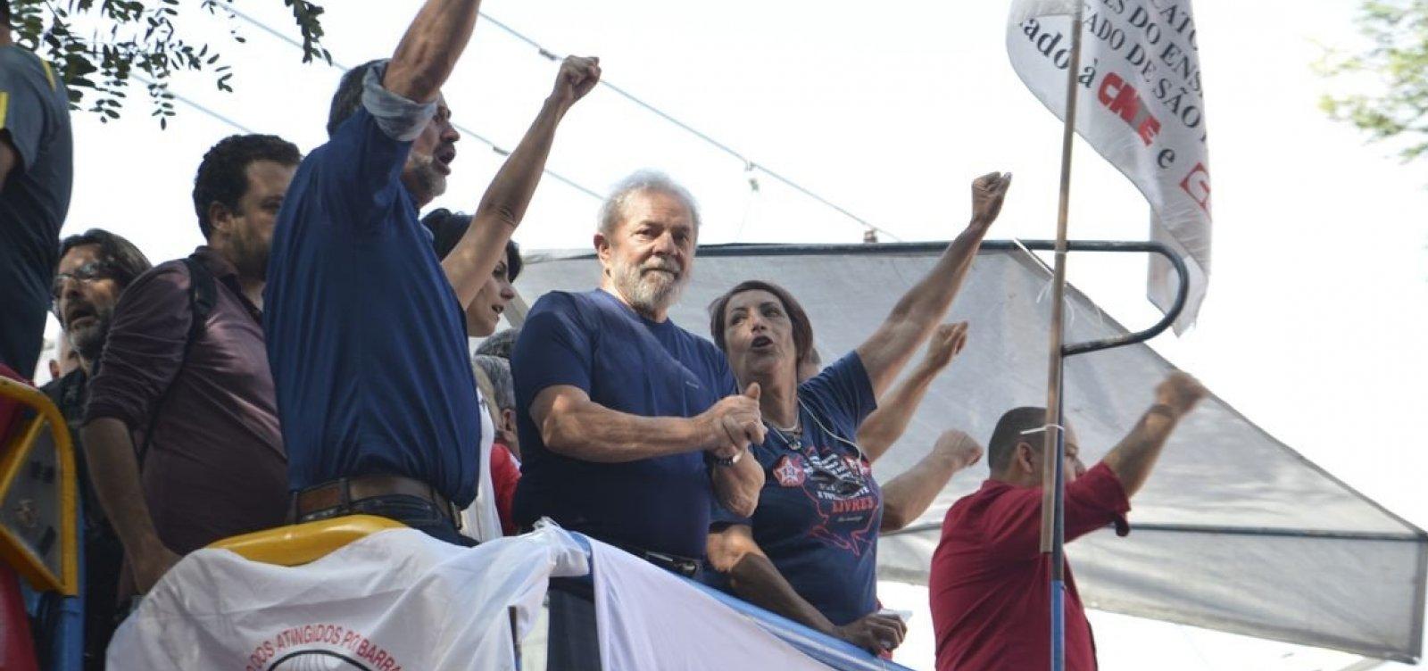 [Juízes europeus enviam carta ao STF criticando prisão de Lula]
