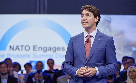 [Canadá: Justin Trudeau ganha eleições, mas perde maioria absoluta]