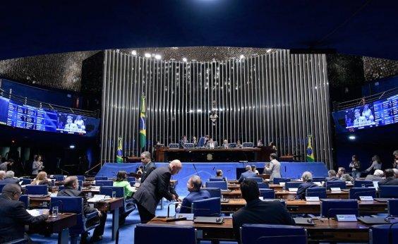[Senado aprova texto base da reforma da Previdência]