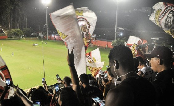 [CBF altera tabela e Vitória jogará no Barradão até o fim da Série B]