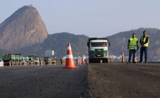 [Falta de concorrência piora qualidade do asfalto no país, diz CNT]