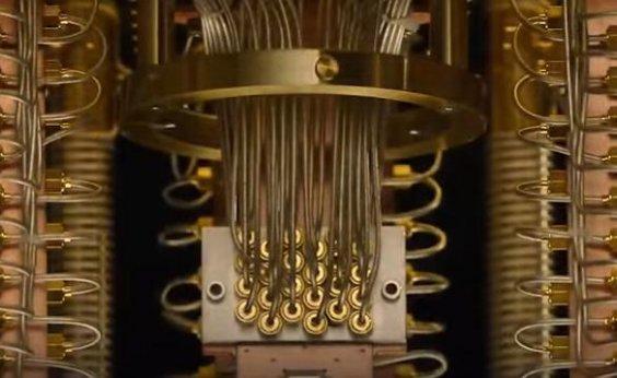 [Google anuncia fabricação de primeiro computador quântico útil da história]
