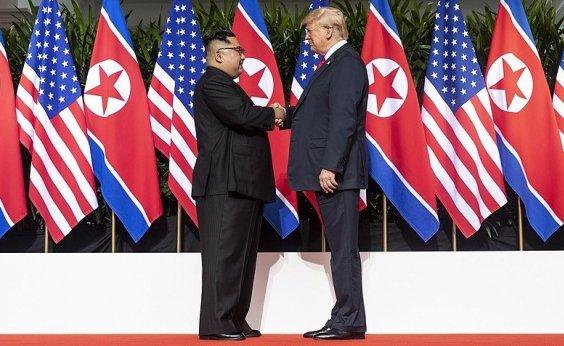 [Suécia ajuda Coreia do Norte e EUA a retomarem diplomacia nuclear]