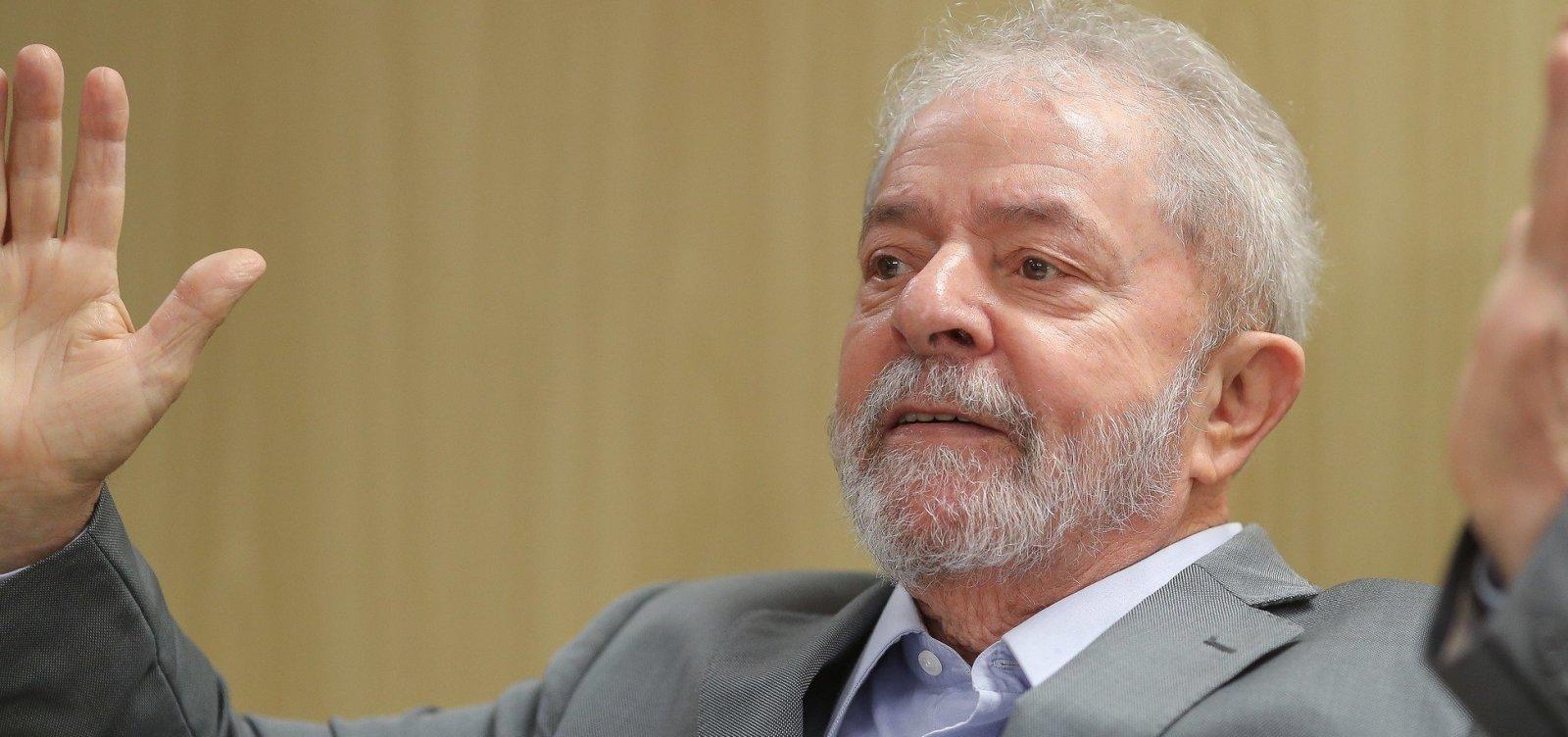 [MPF defende anulação de condenação de Lula no caso sítio de Atibaia]