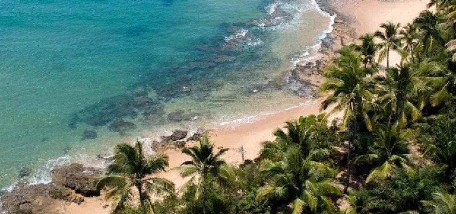 [Praias da Península de Maraú estão limpas, diz prefeitura]
