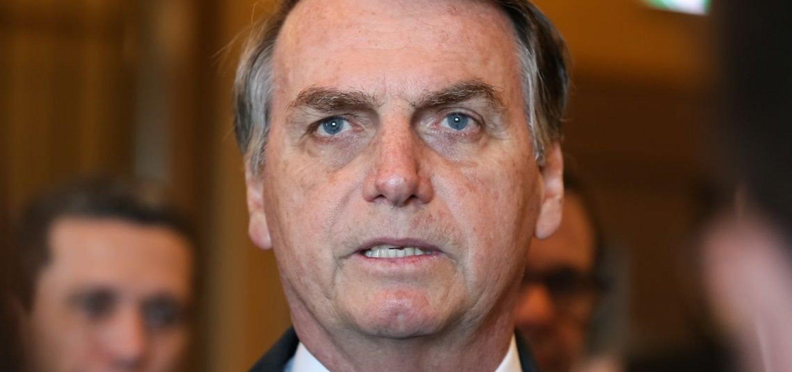 [Bolsonaro anuncia que visto deixará de ser exigido para turistas da China]