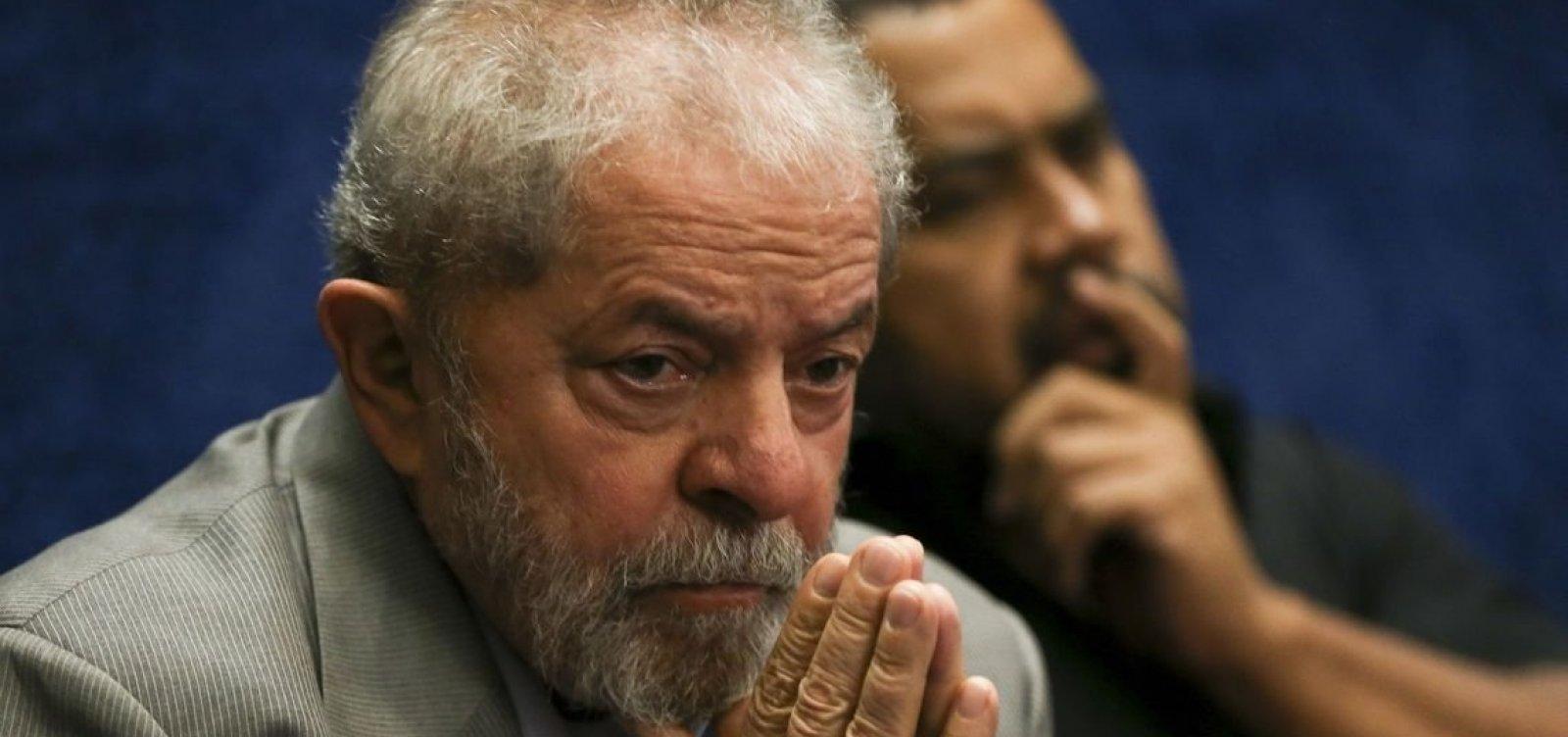 [Tribunal nega pedido de Lula e mantém julgamento sobre anulação de sentença do sítio]