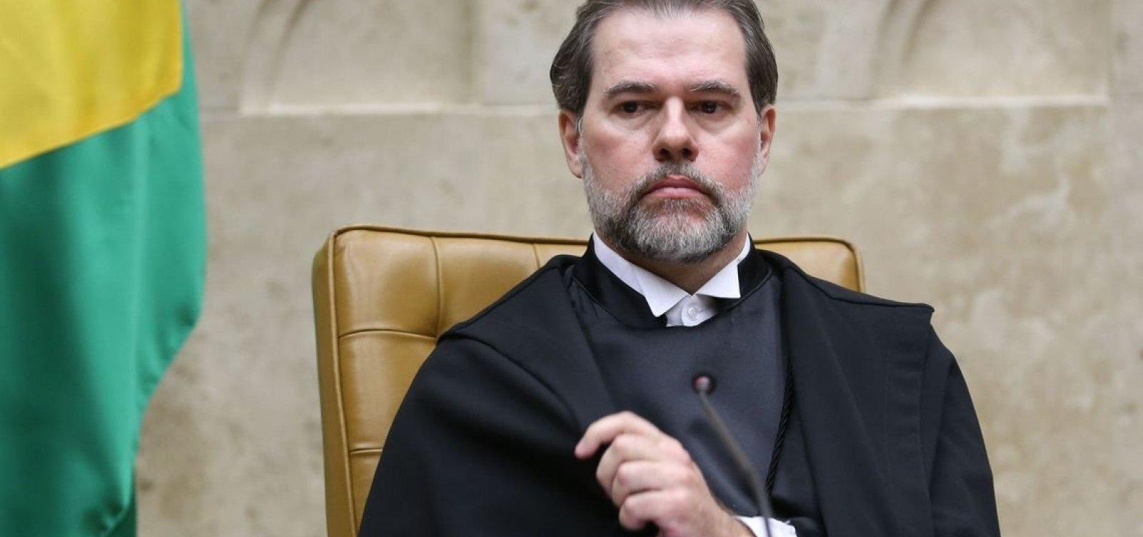 [Após decisão de Toffoli, ao menos 700 investigações são paralisadas]