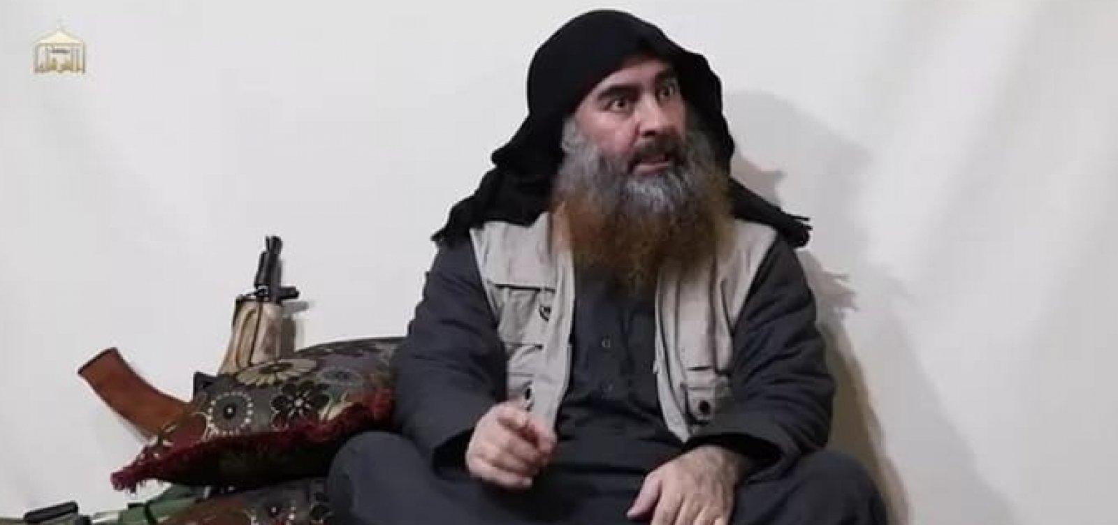 [Líder do Estado Islâmico morre em operação dos EUA]