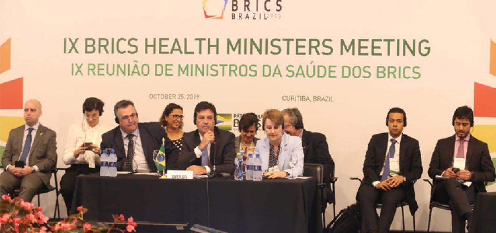 [Banco de leite materno: Brasil será exemplo para China, Rússia, Índia e África do Sul]