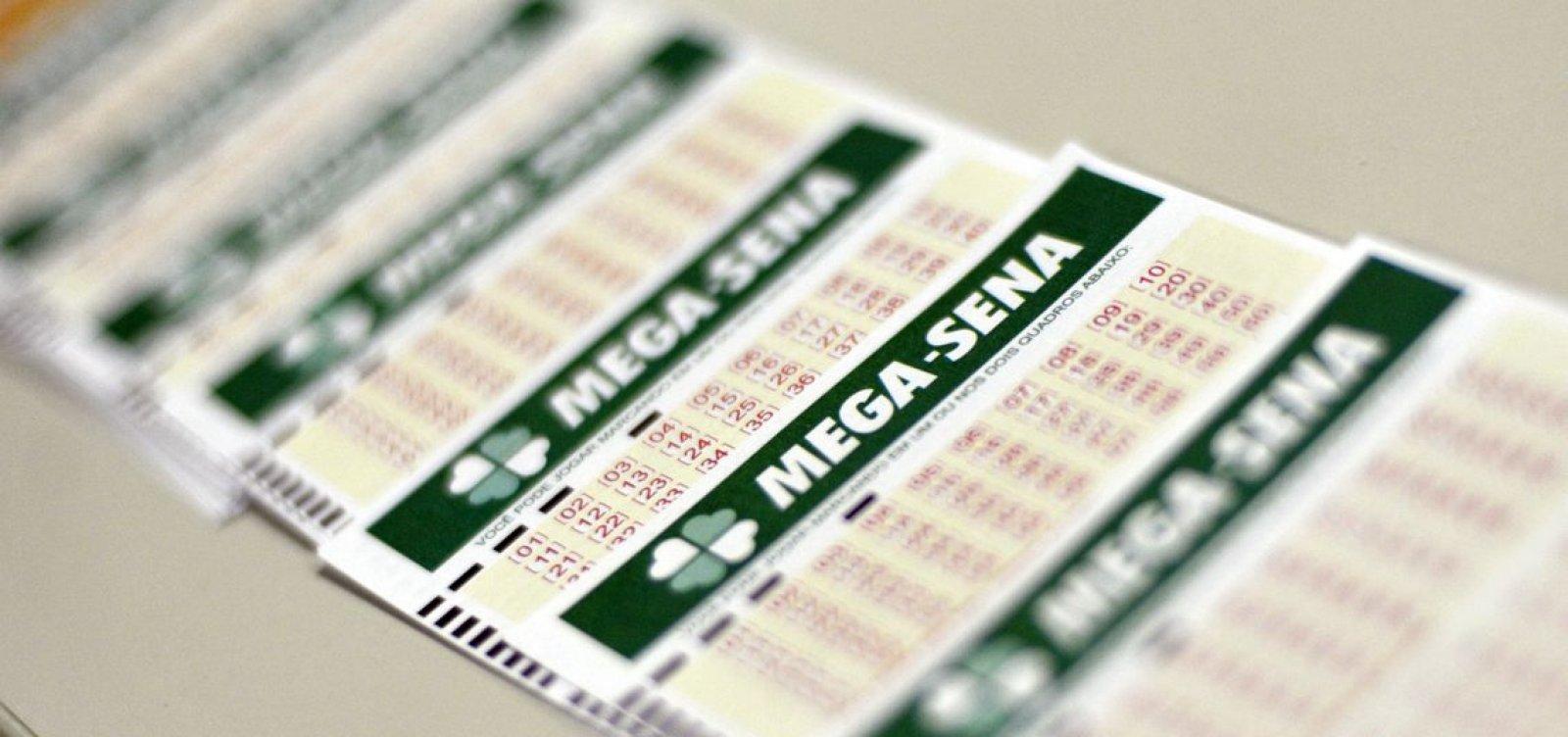 [Mega-Sena acumula e pode pagar R$ 35 milhões na quarta-feira]