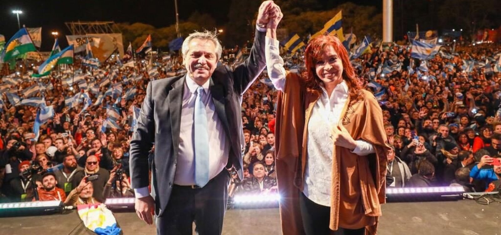 [Alberto Fernández derrota Macri e é eleito presidente da Argentina em 1º turno]