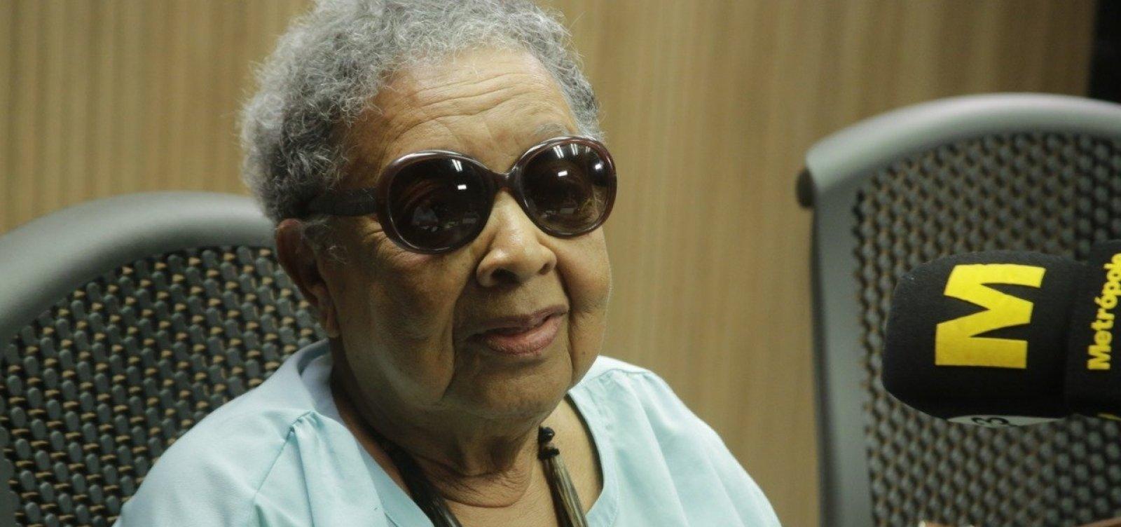 [Maria Augusta Rosa Rocha relata implantação da 1ª iniciativa de educação sexual na Bahia]