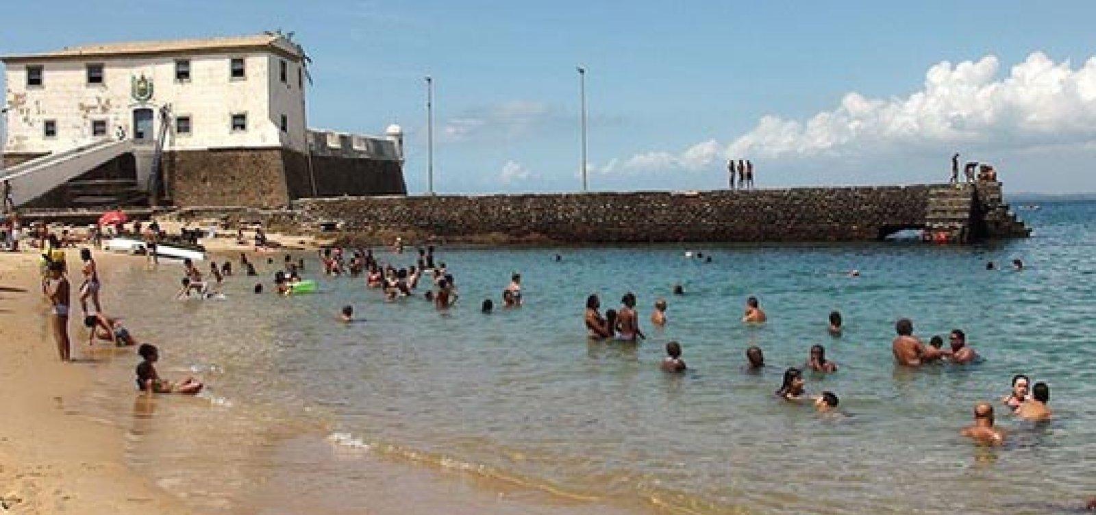 [Briga entre facções deixa três pessoas feridas no Porto da Barra]