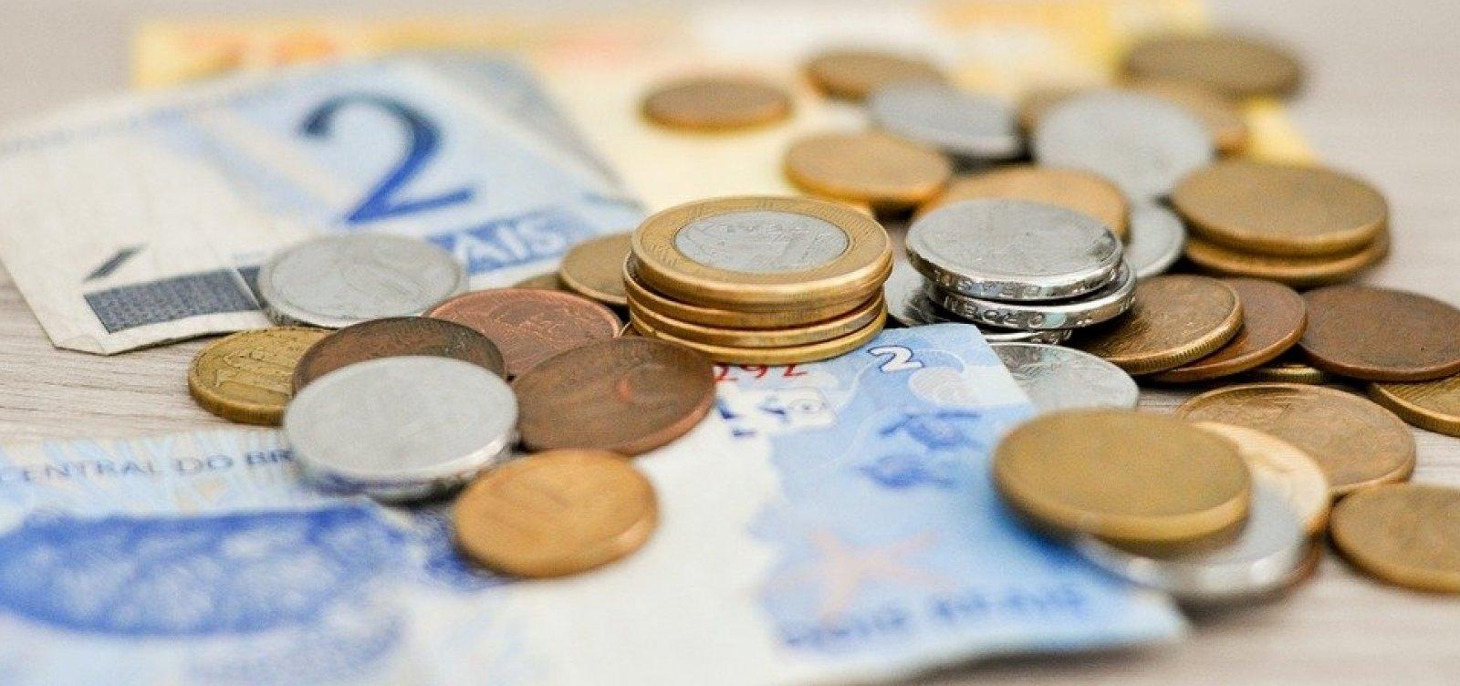 [Estimativa de inflação deste ano é elevada para 3,29%]